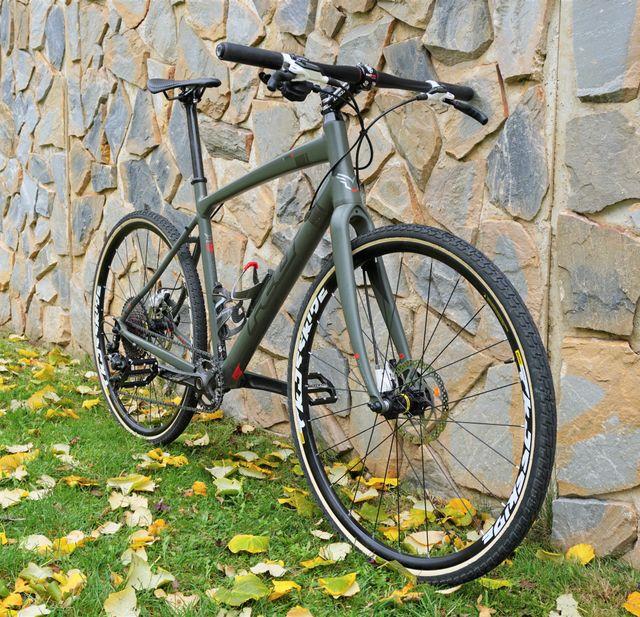 Bicicleta gravel Felt V55 talla 54 (M)