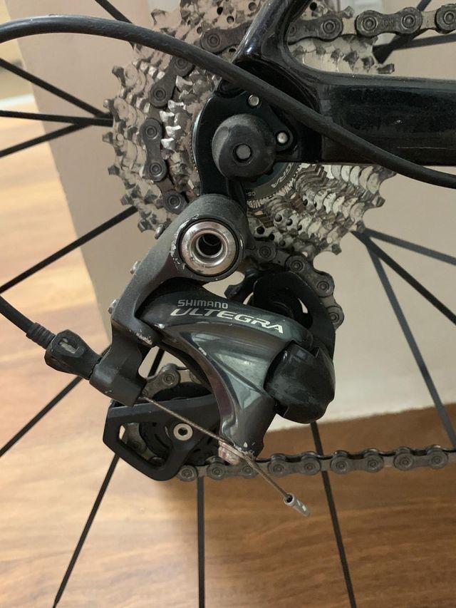 Bicicleta carretera pro