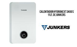calentador estanco hydronext Junkers 11 litros