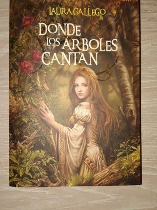 LIBRO DONDE LOS ÁRBOLES CANTAN.