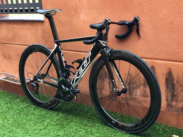 Bici aero carretera Felt Ar3 (sin ruedas)