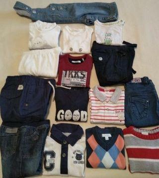 Lote de ropa talla 3/6 meses