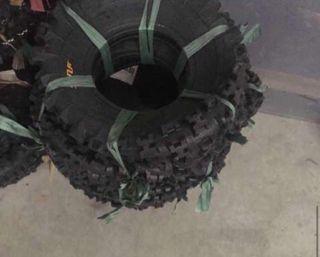 Neumáticos quad traseros Ltz 400