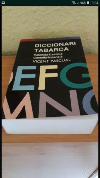 Diccionario valenciano