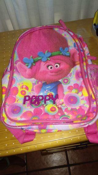 mochila escolar Poppy
