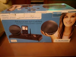 Altavoces sin cable Wireless Lauson