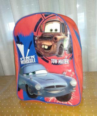 mochila escolar Tow Mater MC missile
