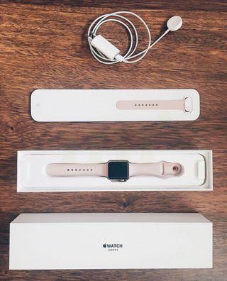 Apple Watch serie 3 , 38mm ORIGINAL