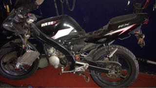 Ciclomotor Motor Hispania RX50.