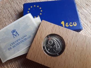moneda 1 ecu