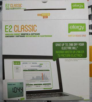 Medidor consumo Efergy e2 classic