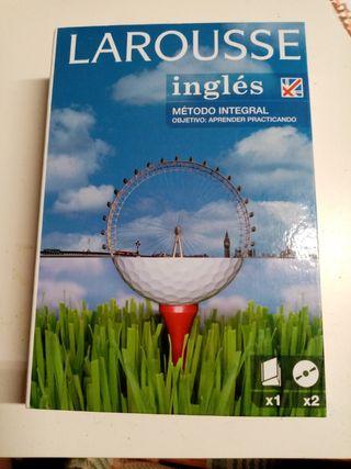 libro y CD inglés Larousse