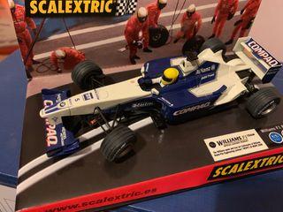 Scalextric BMW, Williams F1, 6095