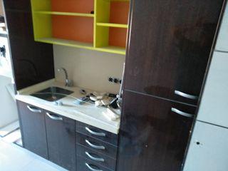 muebles de cocina sin usar