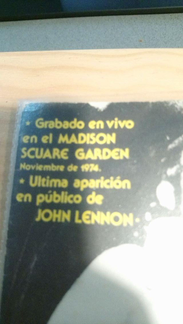 "single vinilo 7"" elton john - John lennon"