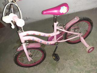 Bicicleta Hello Kity