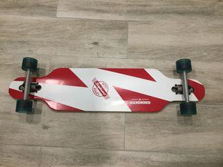 Perfecto regalo totalment nuevo patinete longboard