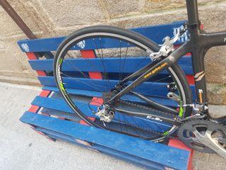 bici de carretera carbono