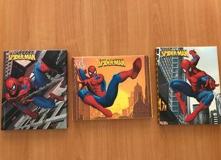 3 cuadros de Spider-Man 20x25