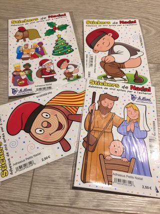 Pack Adhesivos Vinilo Navidad NUEVOS!