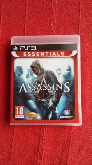 Assassin´s Creed 1 Playstation 3
