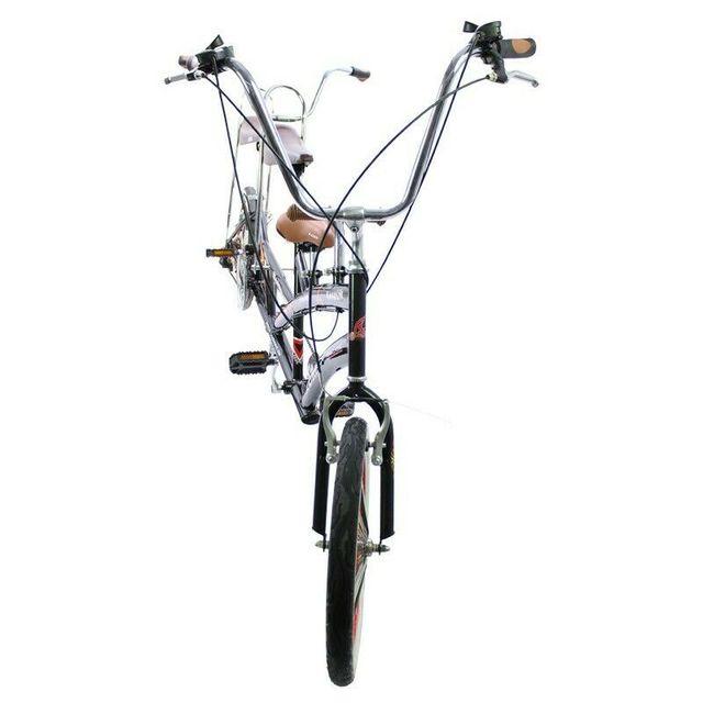 Bicicleta tándem Happy Family