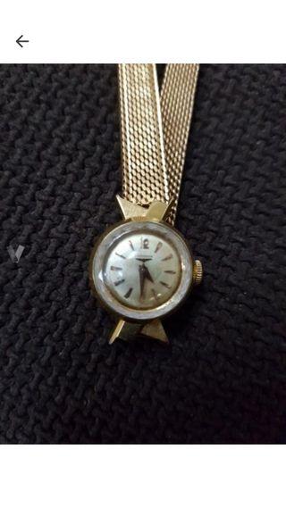 Reloj oro 18k