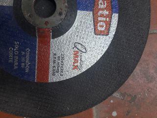 2 disco radial grandes