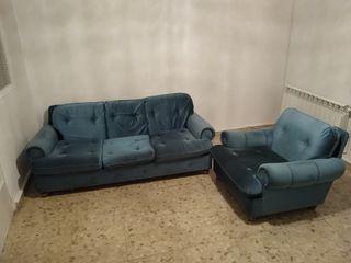 Pareja de sillones vintage