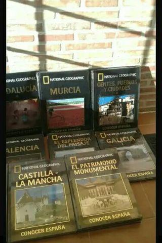 Libros conocer España