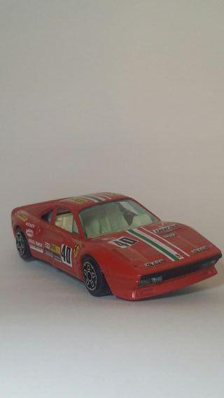 Ferrari Burago GTO escala 1/43 coleccion