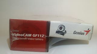 Video Camara Genius usb nueva para pc