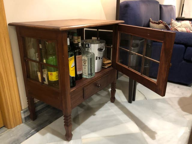 Mueble bar para bebidas