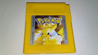 Pokemon Amarillo, game boy