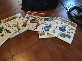 Colección libros manualidades