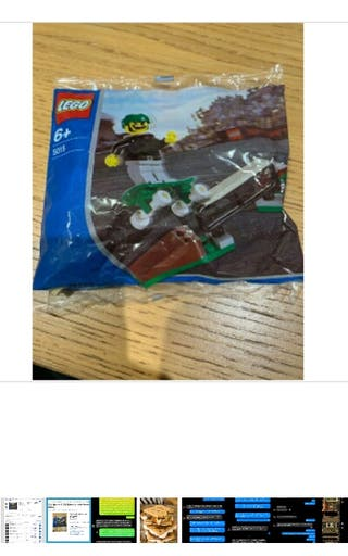 toy .lego skateboarding pack.