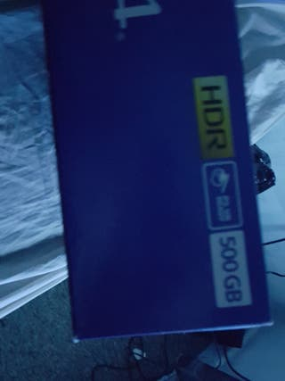brand new ps4 slim 500GB in box