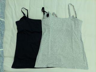Camisetas de lactancia H&M (talla M)