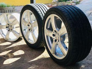 Llantas Mercedes Originales 18 pulgadas