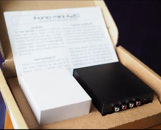 Previo Tocadiscos Rega Fono Mini A2D Phono