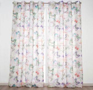 Juego cortinas