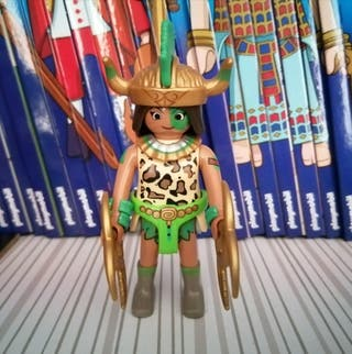 Playmobil figura serie 1 the movie