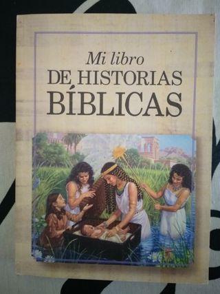 Libro historias bíblicas