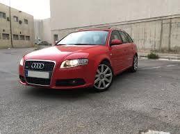 Audi a4 s-line golpeado Siniestro