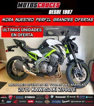 KAWASAKI Z900/E NUEVAS ÚLTIMAS MEJORES OFERTAS