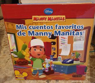 Libro mis cuentos favoritos Manny manitad