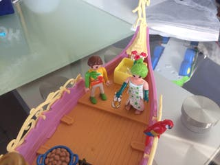 Barca Playmobil