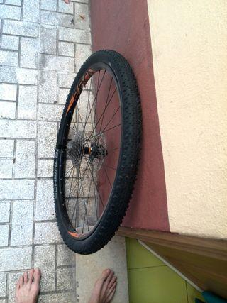 ruedas de 29 completamente casi nuebas