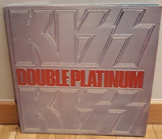 KISS disco vinilo lp doble