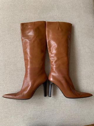 botas de piel nuevas talla 37 Colisée de SACHA